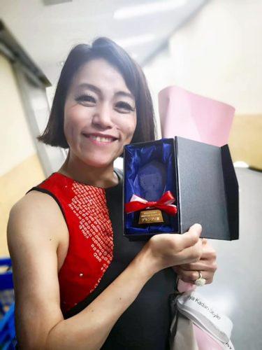 グランプリ受賞
